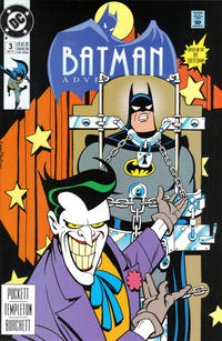 Cover Thumbnail for The Batman Adventures (DC, 1992 series) #3