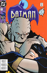 Cover Thumbnail for The Batman Adventures (DC, 1992 series) #7
