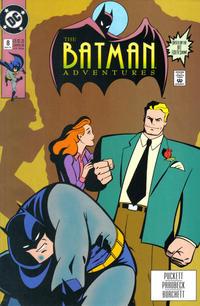 Cover Thumbnail for The Batman Adventures (DC, 1992 series) #8
