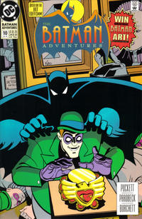 Cover Thumbnail for The Batman Adventures (DC, 1992 series) #10 [Direct]