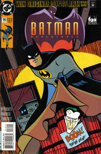 Cover Thumbnail for The Batman Adventures (DC, 1992 series) #16