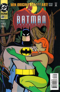 Cover Thumbnail for The Batman Adventures (DC, 1992 series) #23