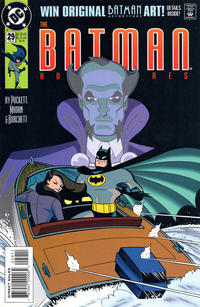 Cover Thumbnail for The Batman Adventures (DC, 1992 series) #29