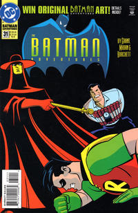 Cover Thumbnail for The Batman Adventures (DC, 1992 series) #31