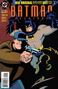 Cover Thumbnail for The Batman Adventures (DC, 1992 series) #33