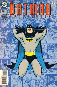 Cover Thumbnail for The Batman Adventures (DC, 1992 series) #36 [Direct Sales]