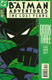 Cover Thumbnail for The Batman Adventures: The Lost Years (DC, 1998 series) #3