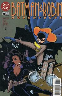 Cover Thumbnail for The Batman and Robin Adventures (DC, 1995 series) #9