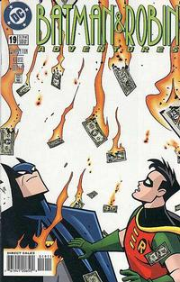 Cover Thumbnail for The Batman and Robin Adventures (DC, 1995 series) #19