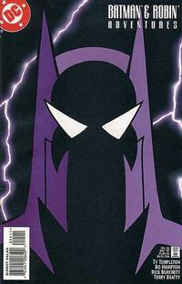 Cover Thumbnail for The Batman and Robin Adventures (DC, 1995 series) #25 [Direct Sales]