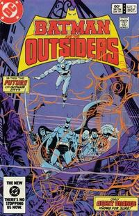 Cover Thumbnail for Batman and the Outsiders (DC, 1983 series) #3 [Direct Edition]