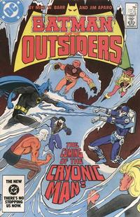 Cover Thumbnail for Batman and the Outsiders (DC, 1983 series) #6 [Direct Edition]