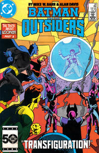 Cover Thumbnail for Batman and the Outsiders (DC, 1983 series) #30 [Direct]