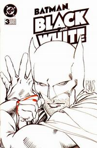 Cover Thumbnail for Batman Black and White (DC, 1996 series) #3