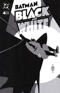 Cover Thumbnail for Batman Black and White (DC, 1996 series) #4