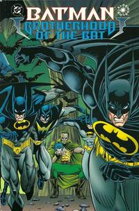 Cover Thumbnail for Batman: Brotherhood of the Bat (DC, 1995 series)
