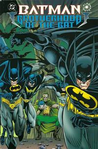 Cover Thumbnail for Batman: Brotherhood of the Bat (DC, 1995 series)