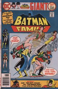 Cover Thumbnail for Batman Family (DC, 1975 series) #5