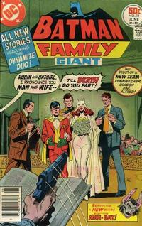 Cover Thumbnail for The Batman Family (DC, 1975 series) #11