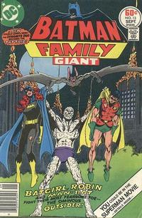 Cover Thumbnail for The Batman Family (DC, 1975 series) #13