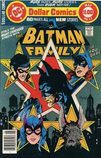 Cover Thumbnail for The Batman Family (DC, 1975 series) #17