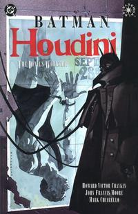 Cover Thumbnail for Batman / Houdini: The Devil's Workshop (DC, 1993 series)