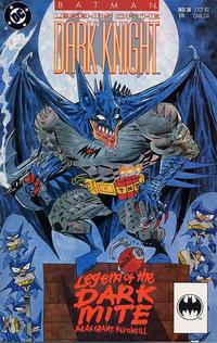 Cover Thumbnail for Batman: Legends of the Dark Knight (DC, 1992 series) #38