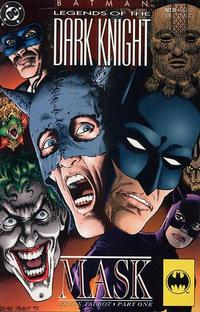 Cover Thumbnail for Batman: Legends of the Dark Knight (DC, 1992 series) #39