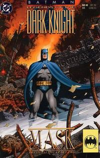 Cover Thumbnail for Batman: Legends of the Dark Knight (DC, 1992 series) #40 [Direct]