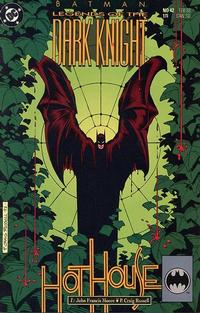 Cover Thumbnail for Batman: Legends of the Dark Knight (DC, 1992 series) #42