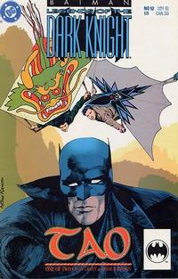 Cover Thumbnail for Batman: Legends of the Dark Knight (DC, 1992 series) #52