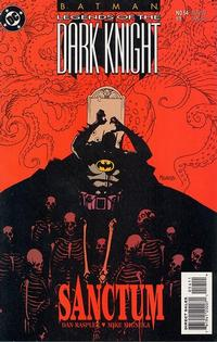 Cover Thumbnail for Batman: Legends of the Dark Knight (DC, 1992 series) #54