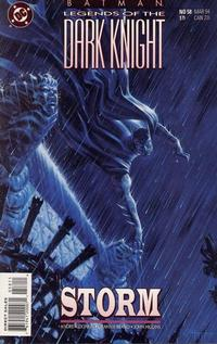 Cover Thumbnail for Batman: Legends of the Dark Knight (DC, 1992 series) #58