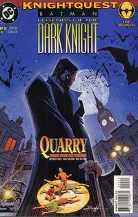 Cover Thumbnail for Batman: Legends of the Dark Knight (DC, 1992 series) #59 [Direct Sales]