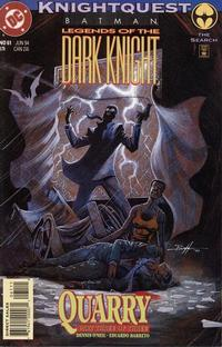Cover Thumbnail for Batman: Legends of the Dark Knight (DC, 1992 series) #61