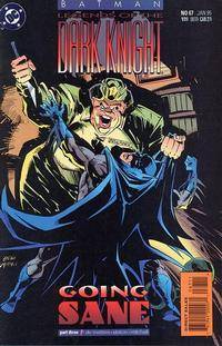 Cover Thumbnail for Batman: Legends of the Dark Knight (DC, 1992 series) #67