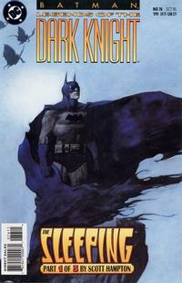 Cover Thumbnail for Batman: Legends of the Dark Knight (DC, 1992 series) #76