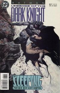 Cover Thumbnail for Batman: Legends of the Dark Knight (DC, 1992 series) #77