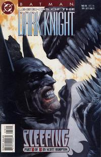 Cover Thumbnail for Batman: Legends of the Dark Knight (DC, 1992 series) #78