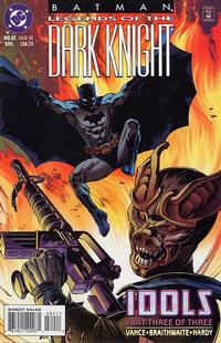 Cover Thumbnail for Batman: Legends of the Dark Knight (DC, 1992 series) #82 [Direct Sales]