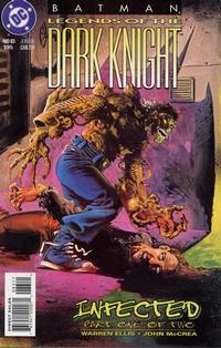 Cover Thumbnail for Batman: Legends of the Dark Knight (DC, 1992 series) #83