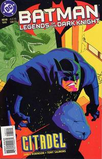 Cover Thumbnail for Batman: Legends of the Dark Knight (DC, 1992 series) #85