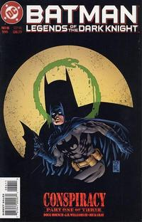 Cover Thumbnail for Batman: Legends of the Dark Knight (DC, 1992 series) #86