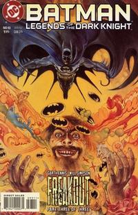 Cover Thumbnail for Batman: Legends of the Dark Knight (DC, 1992 series) #93