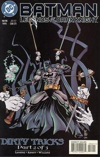 Cover Thumbnail for Batman: Legends of the Dark Knight (DC, 1992 series) #96