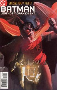 Cover Thumbnail for Batman: Legends of the Dark Knight (DC, 1992 series) #100