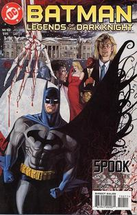 Cover Thumbnail for Batman: Legends of the Dark Knight (DC, 1992 series) #102