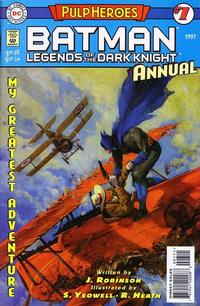 Cover Thumbnail for Batman: Legends of the Dark Knight Annual (DC, 1993 series) #7