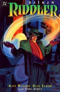 Cover Thumbnail for Batman: Riddler - The Riddle Factory (DC, 1995 series)