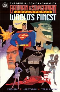 Cover Thumbnail for Batman & Superman Adventures: World's Finest (DC, 1997 series) #1